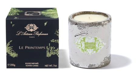 Le Printemps small candle