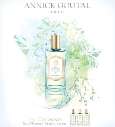 Annick Goutal Eau d'Hadrien and Vetiver Colognes ...
