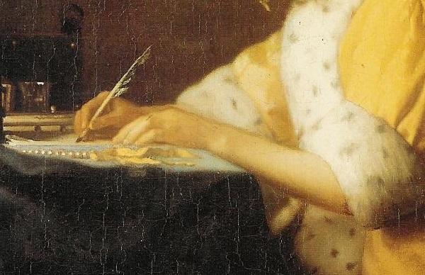 Vermeer_Writing