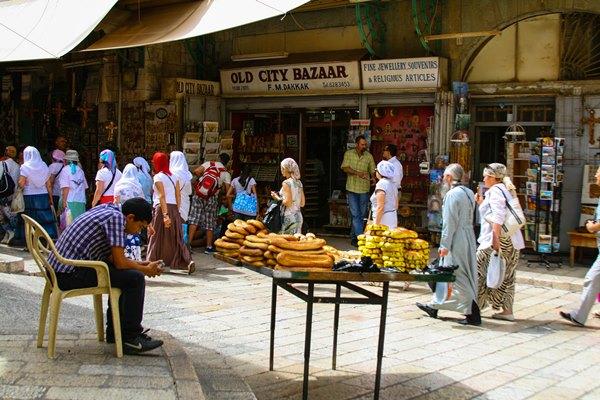 bread-seller