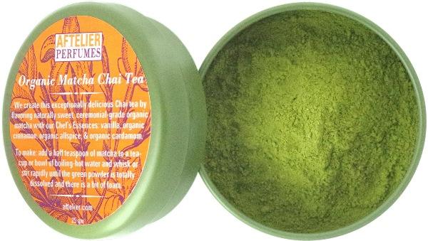 Aftelier Organic Matcha Chai