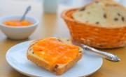 persimmon toast2