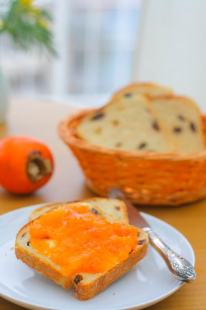 persimmon toast2a