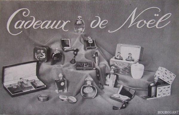 Houbigant-perfumes