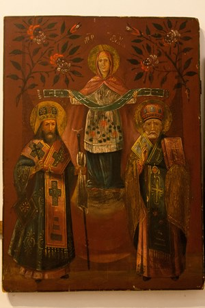 ukrainian baroque icon