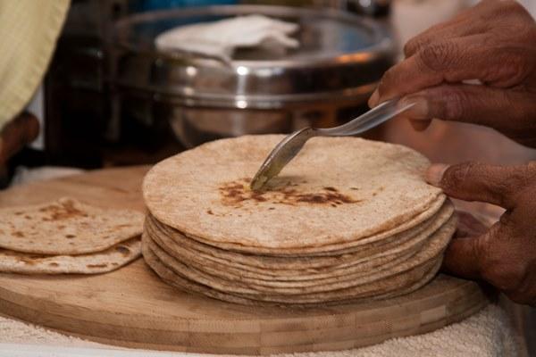 chapati ghee