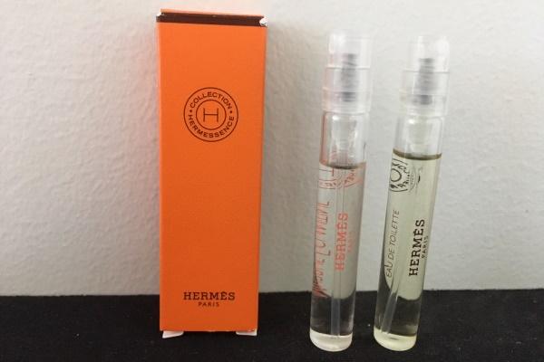 Hermès Agar Ebène and Myrrhe Églantine Perfume Giveaway