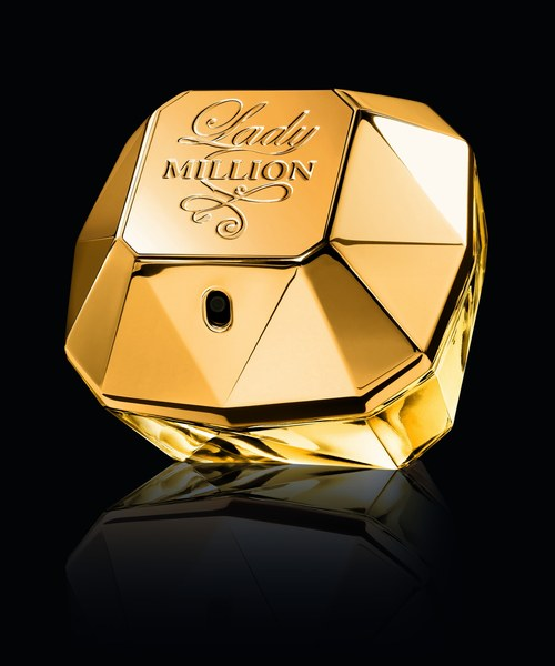 parfum one million composition