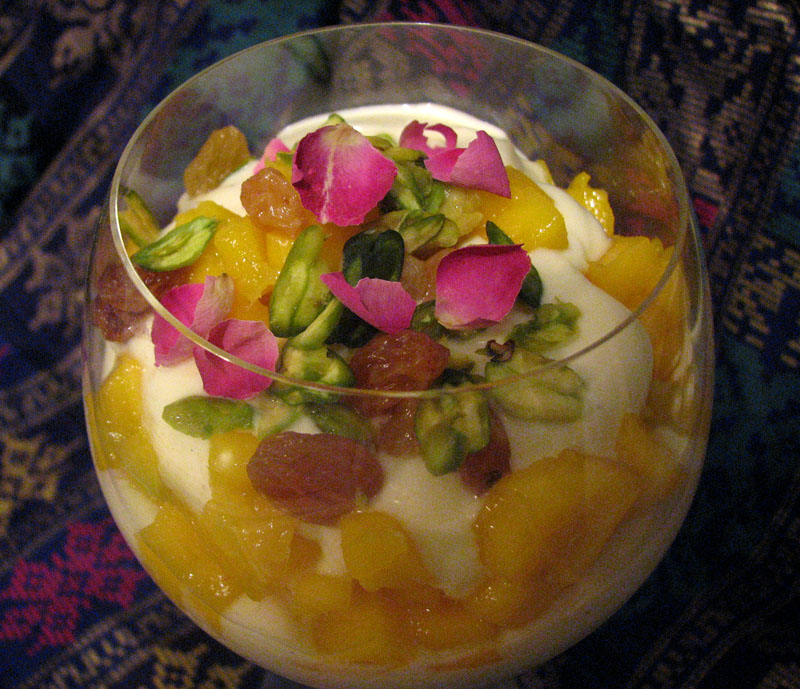 mango shrikhand it s all about food mango shrikhand is a marriage of ...